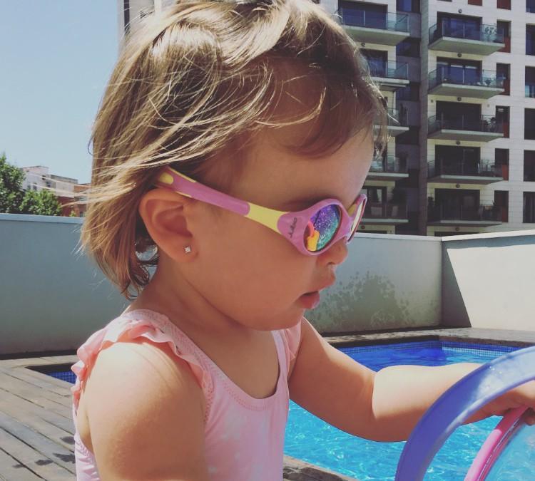 ¿ Gafas de sol para tus niños? Sí, siempre.
